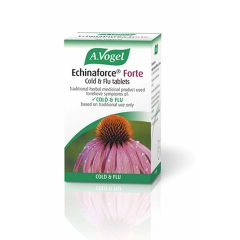 A.Vogel Echinaforce Forte Cold & Flu 40 Tablets