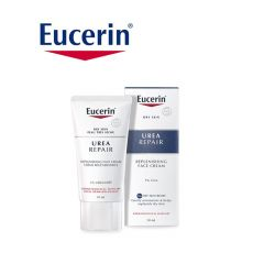 Eucerin UreaRepair Replenishing Face Cream 5% Urea 50ml