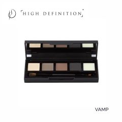 High Definition Eye and Brow Palette Vamp