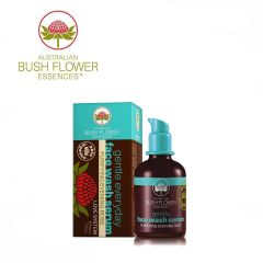 Australian Bush Flower - Gentle Face Wash - Evening Rose 50ml