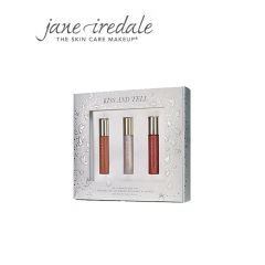 Jane Iredale Kiss & Tell Lip Set