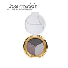 Jane Iredale PurePressed Triple Eye Shadow Silver Lining 2.8g