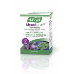 A.Vogel Menoforce Sage Tablets 30 Tablets