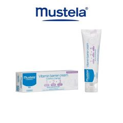 Mustela Vitamin Barrier Cream 1.2.3.100ml