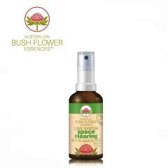 Australian Bush Flowers- Organic Mist - Space Clearing 50ml