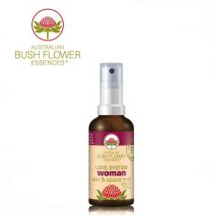 Australian Bush Flowers- Organic Mist - Woman 50ml