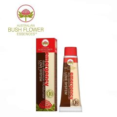 Australian Bush Flowers-  Organic Moisturiser - Emergency 50ml