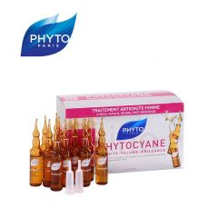 Phyto PhytoCYANE TREATMENT Thinning Hair-Women 12 x 7.5ml