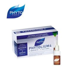 Phyto PhytoLIUM 4 TREATMENT Thinning hair - Men 12 x 3.5ml