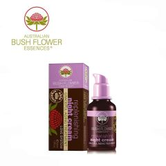 Australian Bush Flower-Replenishing Night Cream 30ml