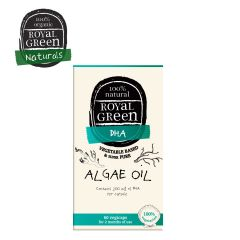 Royal Green Algae Oil 60 Vcaps