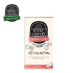 Royal Green Astaxanthin 120 Softgels