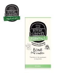 Royal Green Bone Food Complex 120 Tablets