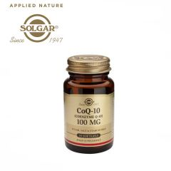 Solgar CoQ-10 100 mg 30 Softgels