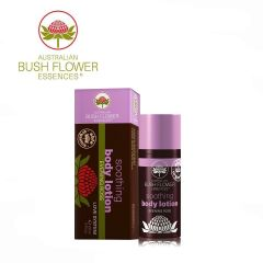 Australian Bush Flowers- Soothing Body Lotion - Evening Rose 100ml